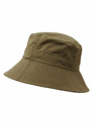 CMC110 Craghoppers NosiLife Reversible Sun Hat Dark Moss