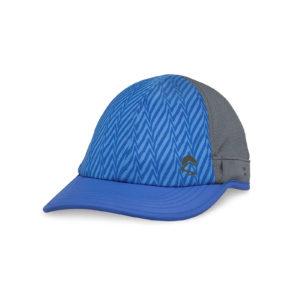 4731 Sunday Afternoons UV Shield Cool Cap - Tonal Blue