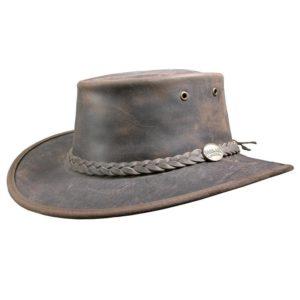Barmah Unisex Foldaway Bronco Hat