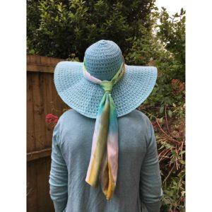 Vintage Blue Skies Hat