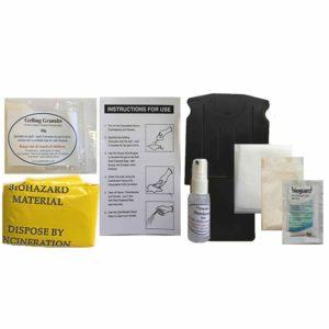 Plastic Scraper Clean Up Kit