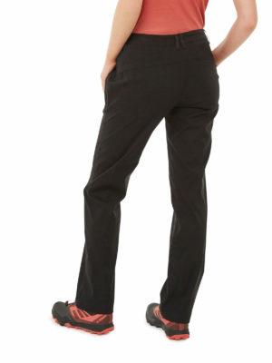 CWJ1202 Craghoppers Kiwi Pro Trousers - Black - Back