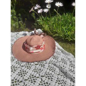 Vintage Freya Festival Hat