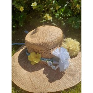 Vintage Sunday Outing Hat