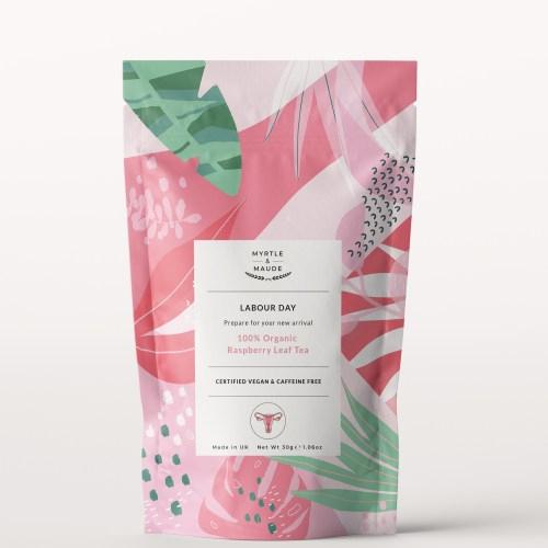 Organic Raspberry Leaf Tea