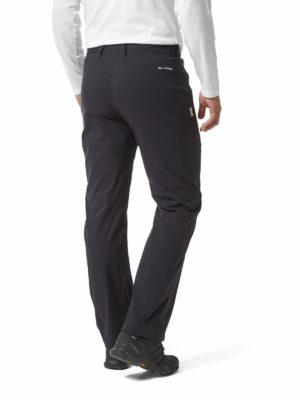 Craghoppers Mens SmartDry Trousers - CMJ494 - Dark Navy - Back