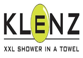 Klenz Shower in a Towel