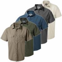 CMS339 Craghoppers NosiDefence Kiwi Shirt