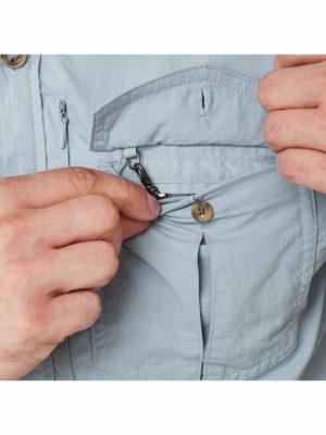 CMS607 Craghoppers NosiLife Adventure II Shirt - Pocket