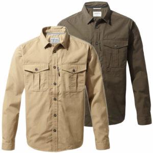 CMS620 Craghoppers Kiwi Ripstop Shirt