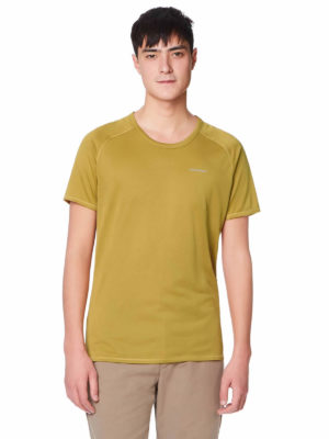 CMT864 Craghoppers NosiLife Baselayer Top - Levison Gold - Front