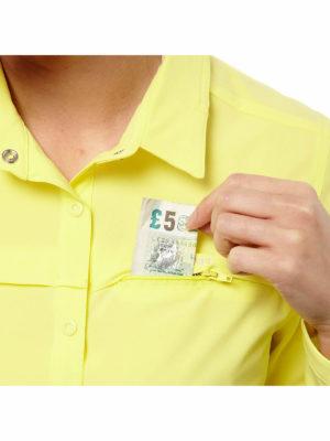 CWS412 Craghoppers NosiLife Pro Shirt - Pocket