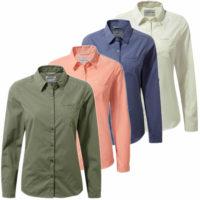 CWS462 Craghoppers NosiDefence Kiwi Shirt
