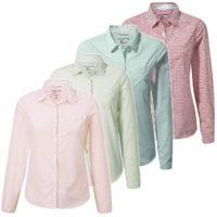CWS467 Craghoppers NosiLife Adoni Shirt