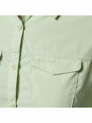 CWS482 Craghoppers NosiLife Adventure Shirt - Chest Pocket