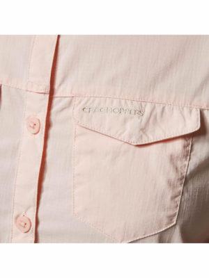 CWS484 Craghoppers NosiLife Adventure Shirt - Pocket