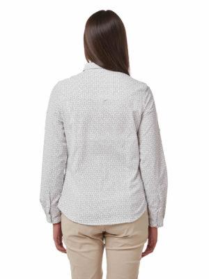 CWS491 Craghoppers NosiLife Gisele Shirt - Soft Moss - Back