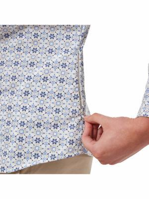 CWS496 Craghoppers NosiDefence Kiwi Shirt - Security Pocket