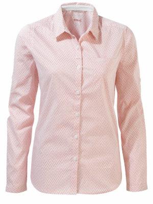 CWS499 Craghoppers NosiLife Verona Shirt - Rosette