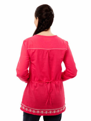 CWT1133 Craghoppers Clemence Top - Watermelon - Back