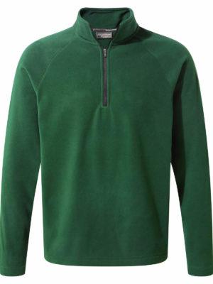 CMA1105 Craghoppers Expert Basecamp Fleece - Dark Green