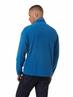 CMA1287 Craghoppers Corey Half Zip Fleece - Deep Blue - Back