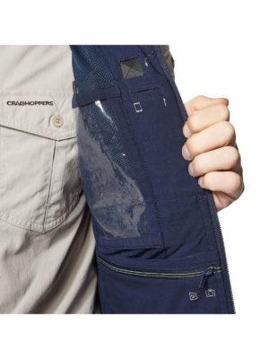 CMB798 Craghoppers NosiLife Varese Gilet - Dry Pocket