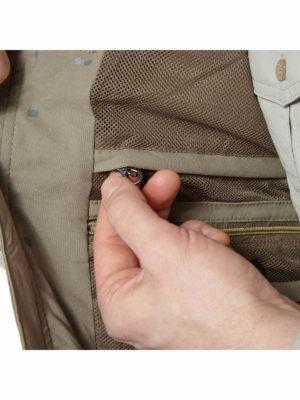 CMB798 Craghoppers NosiLife Varese Gilet - Security Pocket