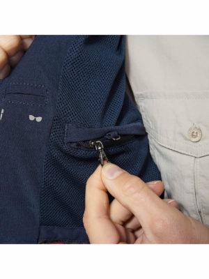 CMB798 Craghoppers NosiLife Varese Gilet - Zip