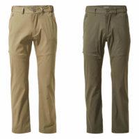 CMJ494 Craghoppers Mens SmartDry Kiwi Pro Trousers