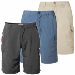 CMJ502 Craghoppers NosiLife Cargo Shorts