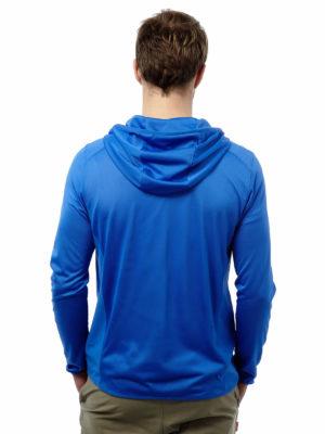 CMN160 Craghoppers NosiLife Chima Jacket - Sport Blue - Back
