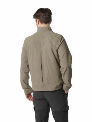 CMN222 Craghoppers NosiLife Varese Jacket - Pebble - Back