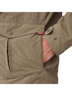 CMN226 Craghoppers NosiLife Adventure Jacket - Handwarmer Pocket