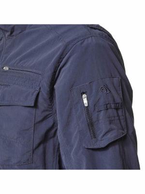 CMN226 Craghoppers NosiLife Adventure Jacket - Sleeve Pocket