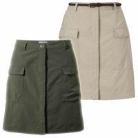 CWD007 Craghoppers NosiLife Miro Skirt