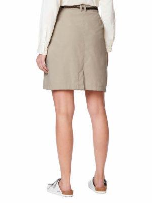 CWD007 Craghoppers NosiLife Miro Skirt - Desert Sand - Back