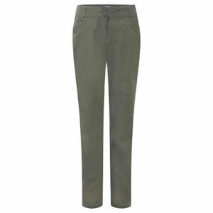 CWJ1069 Craghoppers NosiLife Amrita Trousers - Olive Drab