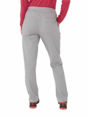 CWJ1079 Craghoppers NosiLife Lounge Trousers - Soft Grey Marl - Back