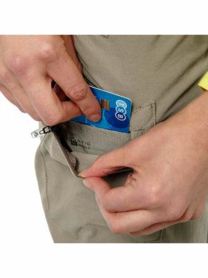CWJ1107 Craghoppers NosiLife Pro Stretch Trousers - Pocket