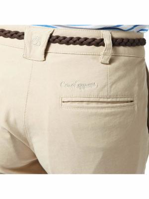 CWJ1113 Craghoppers Nosilife Fleurie Stretch Trousers - Back Pocket