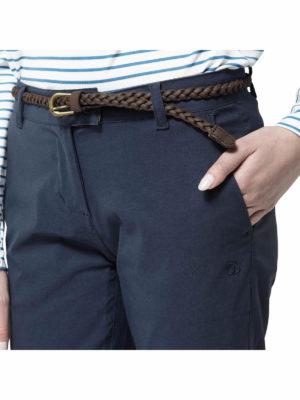 CWJ1113 Craghoppers Nosilife Fleurie Stretch Trousers - Pocket