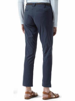 CWJ1113 Craghoppers Nosilife Fleurie Stretch Trousers - Soft Navy - Back