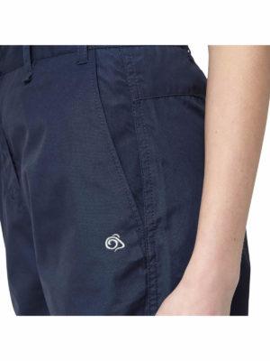 CWJ1157 Craghoppers NosiDefence Kiwi Trousers - Side Pocket