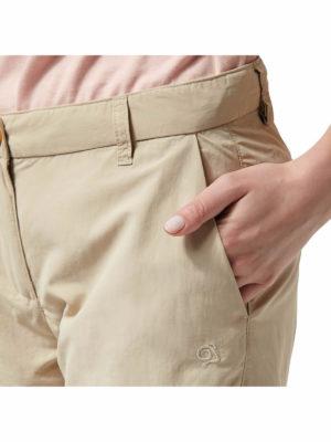 CWJ1180 Craghoppers NosiLife Trousers - Hand Pocket