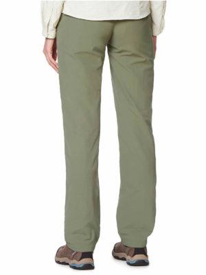 CWJ1180 Craghoppers NosiLife Trousers - Soft Moss - Back