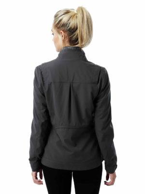 CWN179 Craghoppers NosiLife Akello Jacket - Charcoal - Back