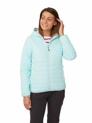 CWN232 Craghoppers Compress Lite Jacket - Frost Blue - Front