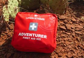 Standard & Waterproof First Aid Kits