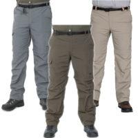 Trespass Moskitophobia Rynne Convertible Trousers